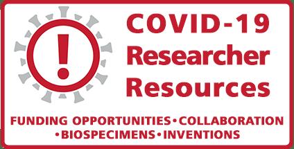 COVID-19 Researcher Resources